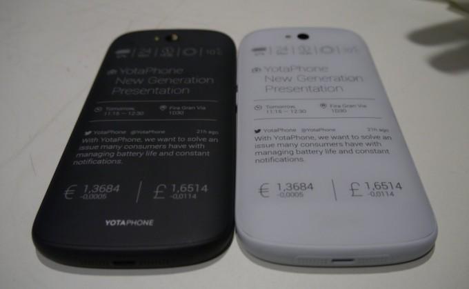 Новейший смартфон от Yota — YotaPhone 2: цена, особенности