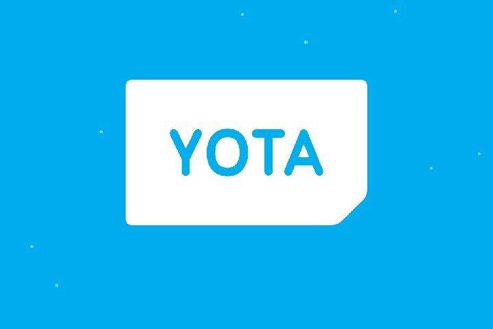 Как сделать оплату Yota с помощью банковской карты