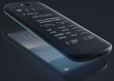 Yotaphone (йотафон) от современного производителя Yota devices