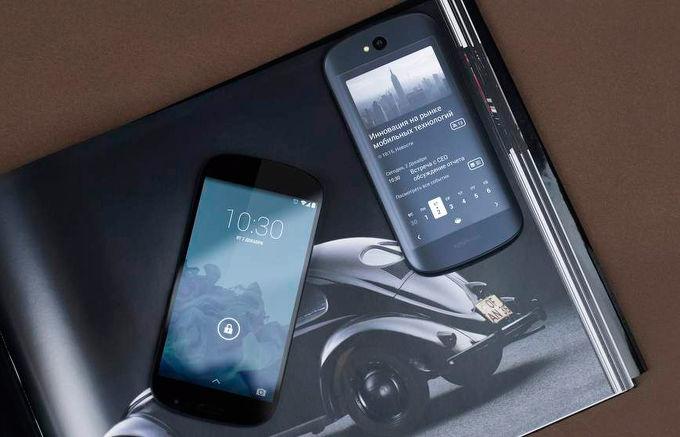 Удобное приложение Yota для андроид устройств