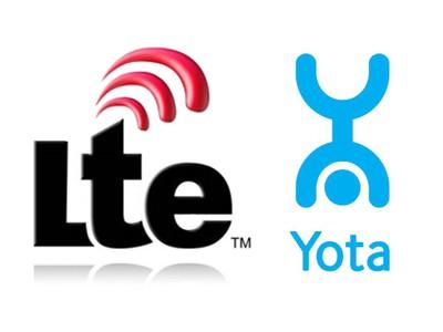 Краткие сведения о компании Yota и о частотах LTE, на которых она работает