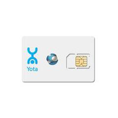 Как самостоятельно активировать сим карту Yota на телефоне