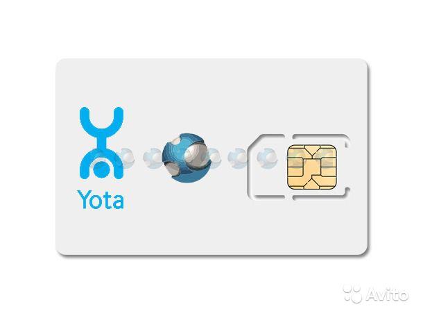 Как активировать сим карту Yota на планшете
