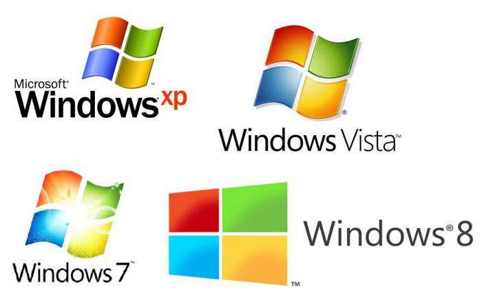OS Windows (логотипы)