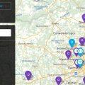Точки продаж Yota — интерактивная карта по всей России